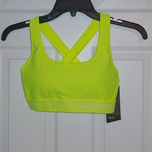 Under Armour Ladies Sports Bra Size Small